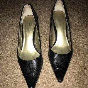Nine West Shoes - •NINE WEST • Classic Black Point Toe Pumps